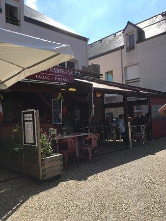 Bangor, France: Le Cabestan