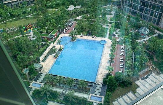 Heyuan, Chiny: Swimming Pool
