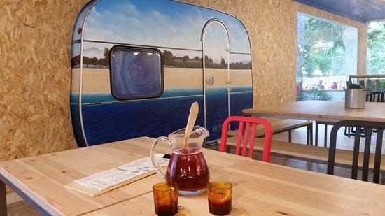 The caravan restaurant pineda de mar restaurant reviews for Restaurant pineda de mar