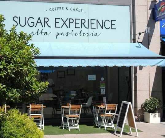 Pozuelo de Alarcón, España: Fachada Sugar Experience
