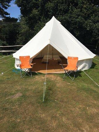 The White Dog Inn B&B and Tepee Camping