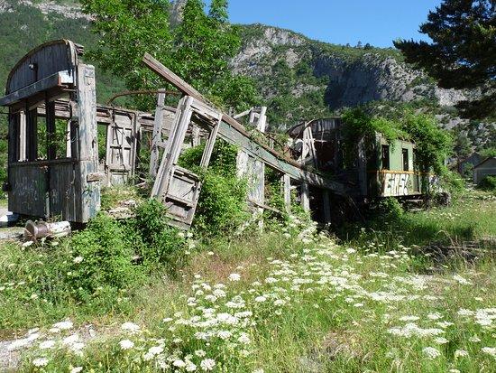 Canfranc, España: adieu la vie
