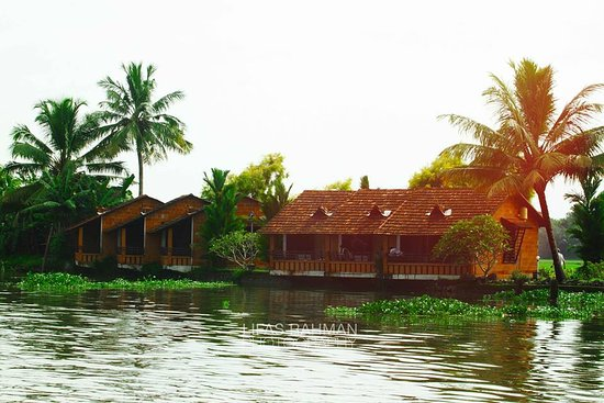 Kuttanad, Indien: Punnamada Lake & Surroundings