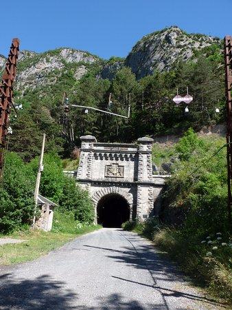 Canfranc, España: devant la France