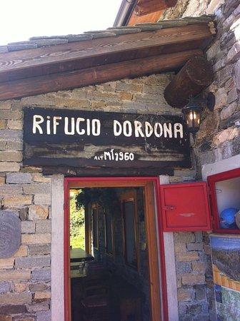 Fusine, Italien: Ingresso