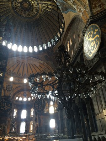 The Church of Hagia Sophia