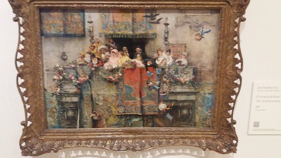 Museo Carmen Thyssen Malaga: Museo Carmen Thyssen Málaga