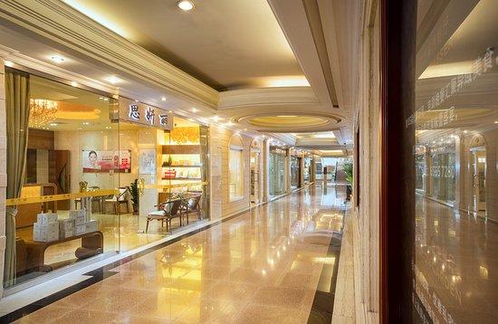 Zhengzhou, Kina: Retail Hall