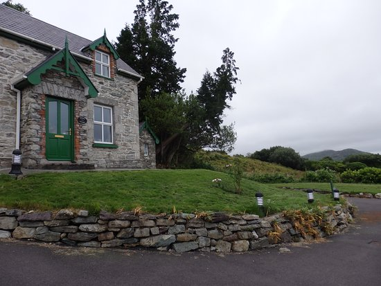 Sneem, Irland: Le cottage