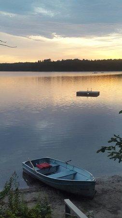 Wolfeboro, Нью-Гэмпшир: Pow-Wow Lodges & Motel