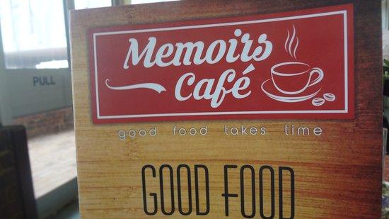 Port Elizabeth, South Africa: Menu good food