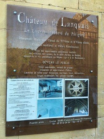 chateau de lanquais: photo7.jpg