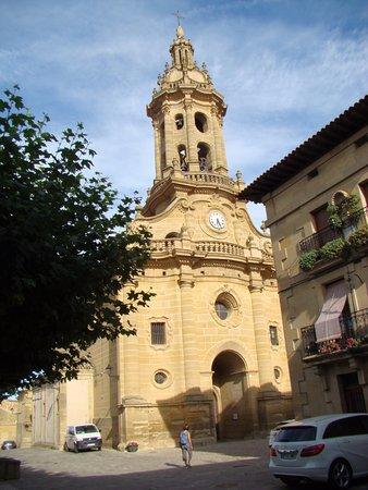 Casa Rural Colmenares : La iglesia...