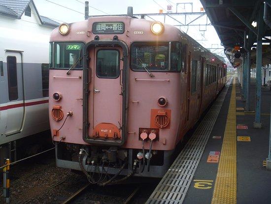 Κίνκι (Περιφέρεια), Ιαπωνία: 山陰線ローカル