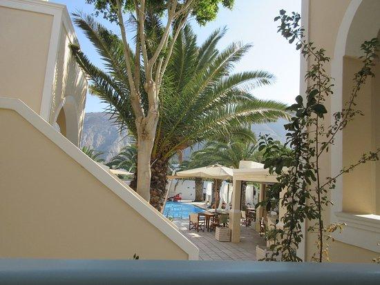 Strogili Hotel: koselig plass