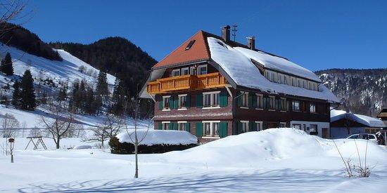 Menzenschwand, Allemagne : Ein Idealer Ausgangspunkt für Wintersportler
