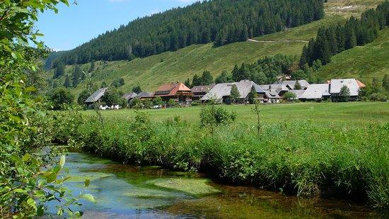 Menzenschwand, Allemagne : Ruhig und doch zentral gelegen