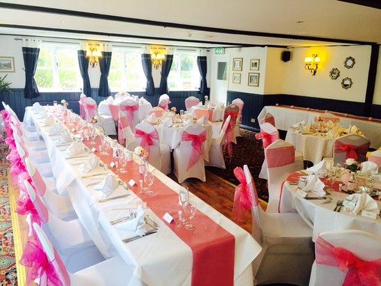 Holywell, UK: WEDDING