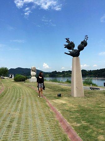 Chungju, South Korea: 😊
