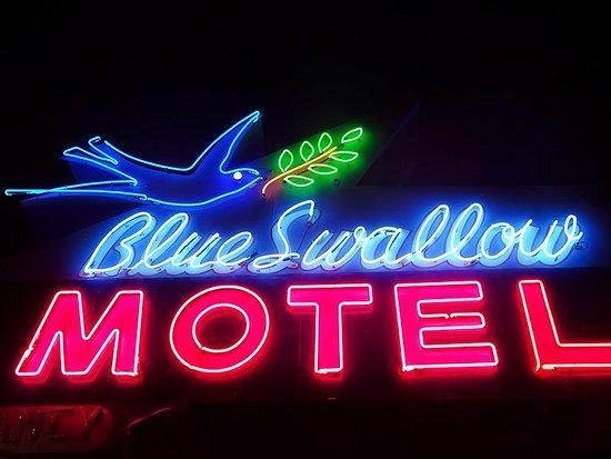 Blue Swallow Motel صورة فوتوغرافية