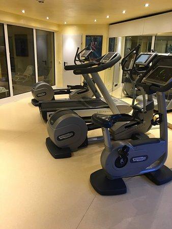 The Gym Picture Of Dorint Seehotel Resort Bitburg Sudeifel Biersdorf Am See Tripadvisor