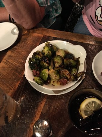 Trumbull, CT: Brussels Sprouts
