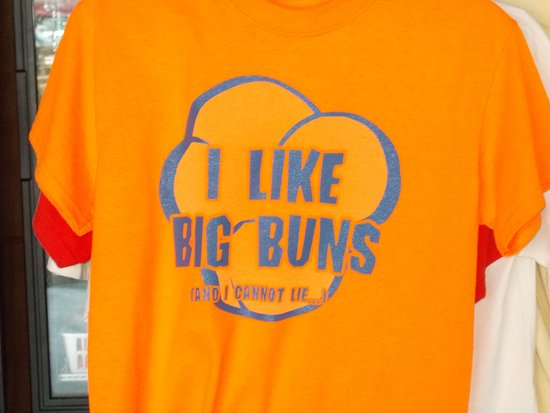 Foley, AL: t-shirt in gift shop