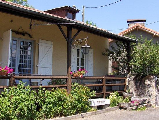 Siradan, Francia: Aire du temps Pyrénées : gîte Huguette (7p)