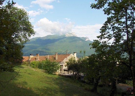 Siradan, Francia: Aire du temps Pyrénées : confort simple, décor magnifique