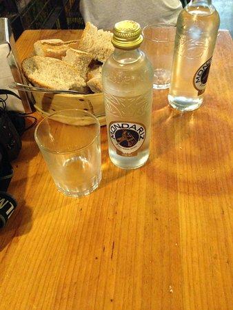 Taberna Maceira: l'acqua
