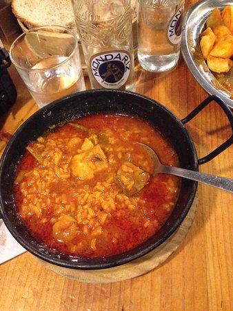 Taberna Maceira: risotto