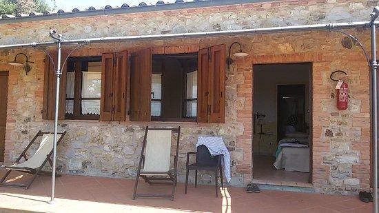 Tenuta Casteani Wine Resort Bild