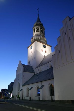 ‪Budolfi Cathedral‬