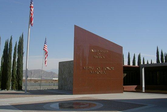 Medal Of Honor Pavilion Riverside National Cemetery