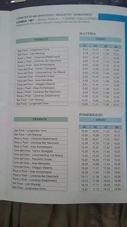 Servizio Mareinbus gratuito per aver pagato la tassa di soggiorno ...