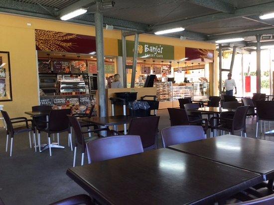 Maroochydore, Australia: cafe dining