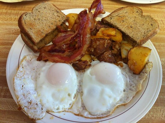 Tamaqua, Pensilvanya: Five Star Breakfast