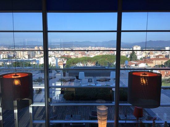 AC Hotel Palau de Bellavista: Vista dai corridoi