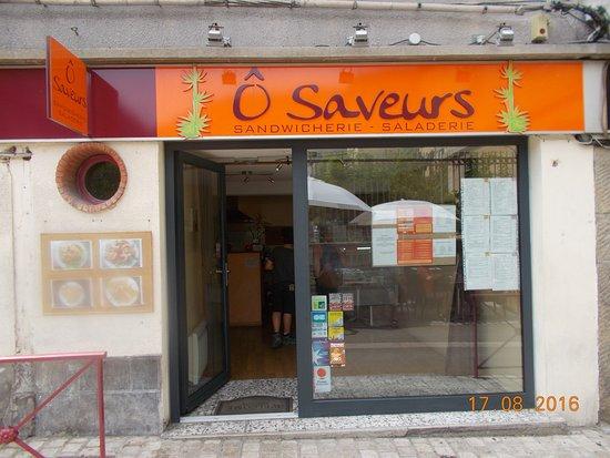 ฟัวซ์, ฝรั่งเศส: une petite enseigne pleine de saveurs