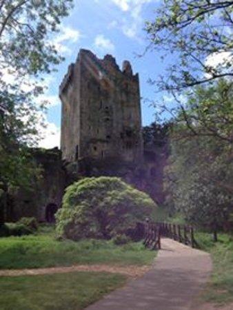 Castello e giardini di Blarney: The castle