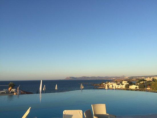 Фотография Panorama Hotel - Chania