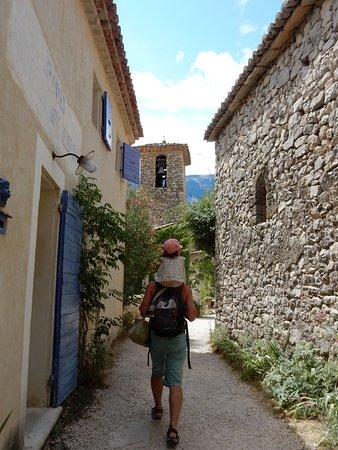 Brantes, Frankrike: ruelle