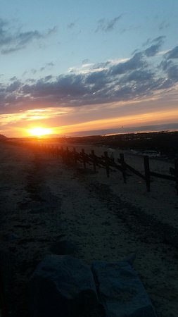 West runton beach