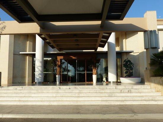 Minoa Palace Resort & Spa: Entrée
