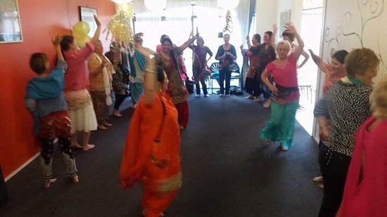 Bollywood & henna night at Ulladulla Indian plaza .  If you like dance come with big group at Ul