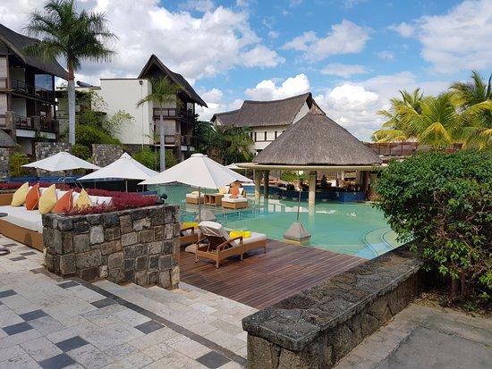 Angsana Balaclava Mauritius: Main pool