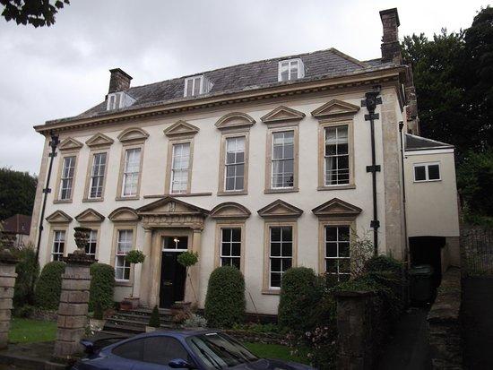 Shepton Mallet, UK: Bowlish House