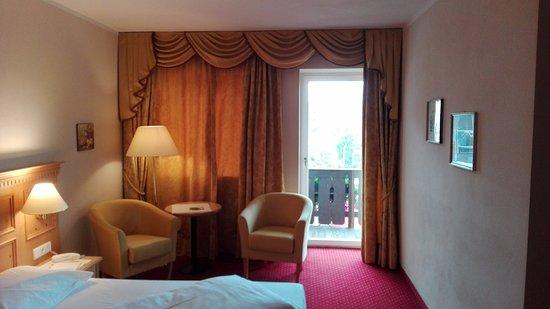 Hotel Regina: Camera
