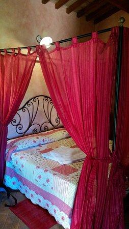 Agriturismo Il Serraglio: Bedroom
