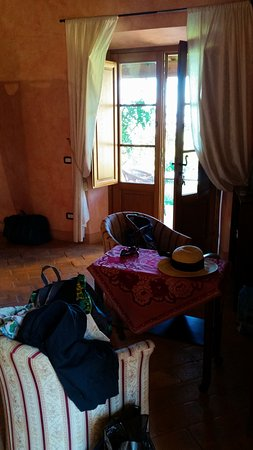 Agriturismo Il Serraglio: Living room